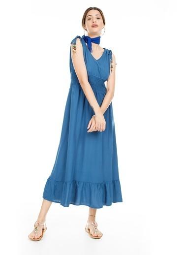 Lela Elbise Mavi